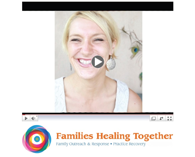 Families Healing Together Course Registration