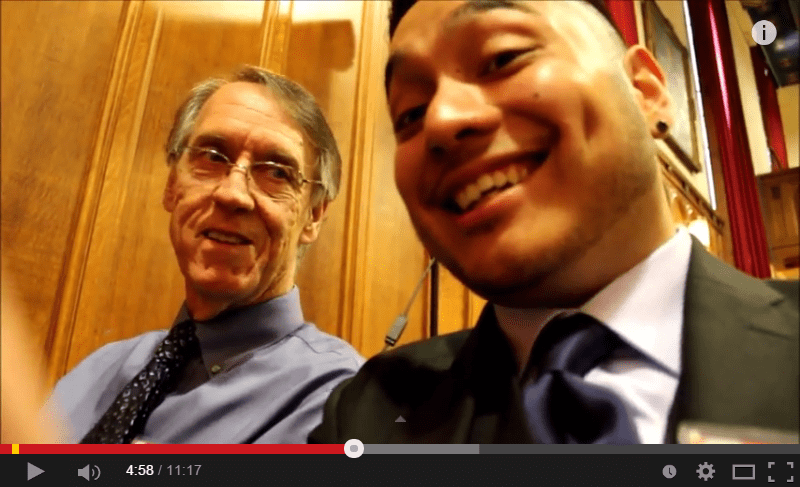 Giovan's Yale Symposium 2015 Video