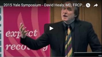 David Healy Yale Symposium 2015 Video
