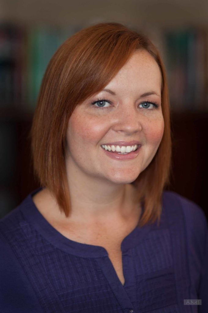 Headshot of Shannon Hughes, PhD