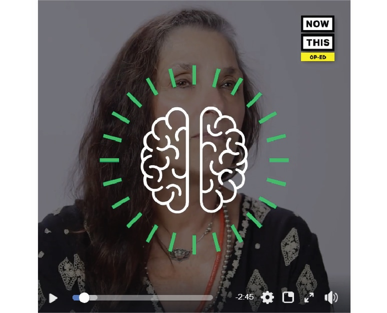 MH Awareness Month Yana NowThis Video